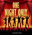 "This new arrangement of ""One Night Only"" by Geoff Kingston includes the ballad and disco versions of this great song from the Broadway musical ""Dreamgirls"". A great chart ideal popular concerts."